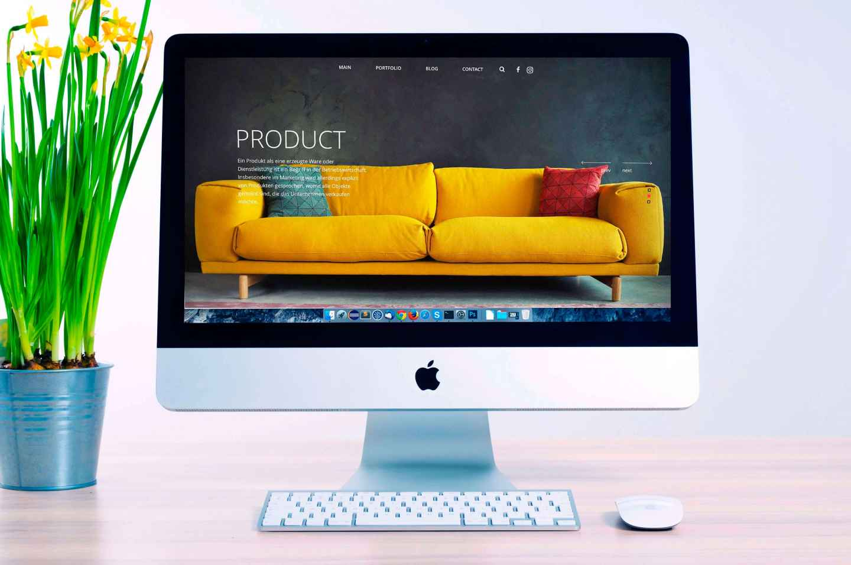 Интернет-магазин позволяет «показать товар лицом» с возможностью дальнейшей покупки